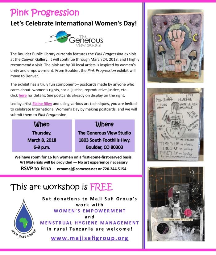 Invitation_International Women's Day Celebration