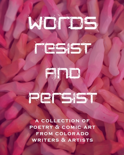 Word Resist and Persist Cover