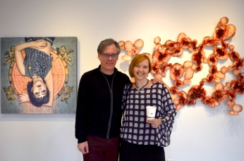 Mark Penner-Howell and Bonnie Ferrill Roman