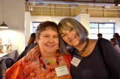 Ania Gola-Kumor and Irene Delka McCray