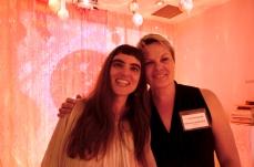 Danielle Cunningham Tierney and Natascha Seideneck