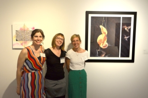 Anna Kaye, Tonia Bonnell, and Kate Woodliff O'Donnell