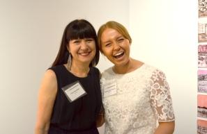 Trine Bumiller and Sophie Lynn Morris